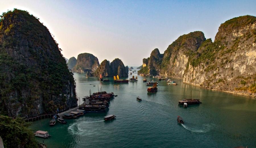 Vietnam, syksyn 2010 maailmanympärimatkalla