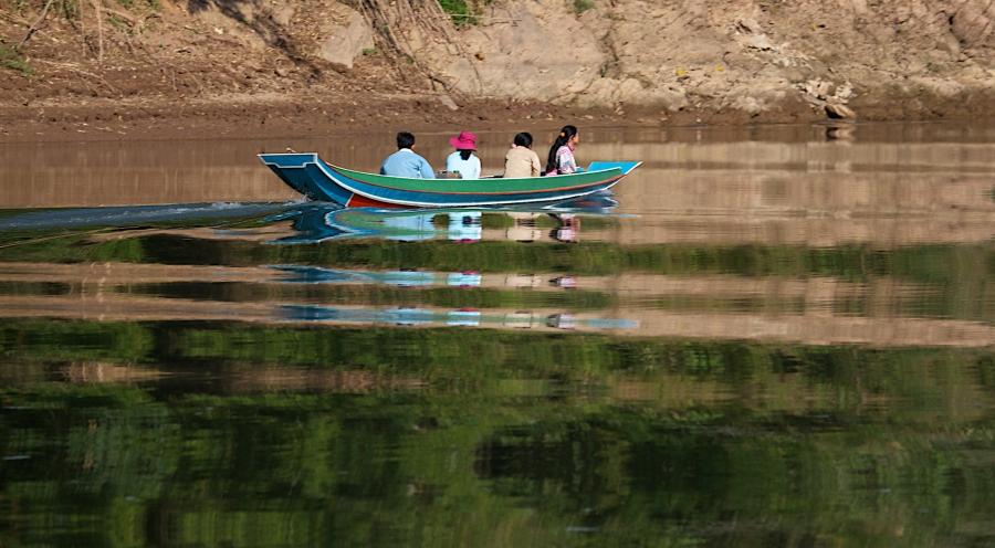 Laos, syksyn 2010 maailmanympärimatkalla