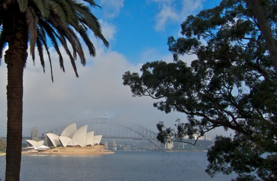 Australia, syksyn 2010 maailmanympärimatkalla
