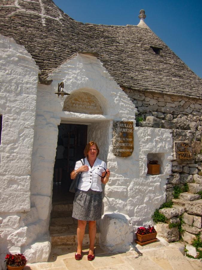 Vappu 2012 Pugliassa, Italiansaappaankorossa