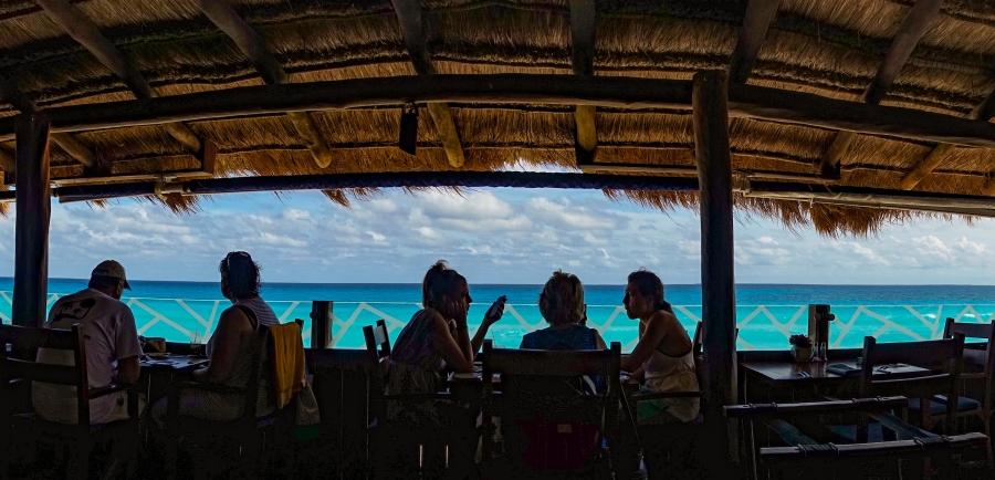 Floridasta lomalle Cancuniin ja jouluksi Costa Ricaan, joulukuu2015