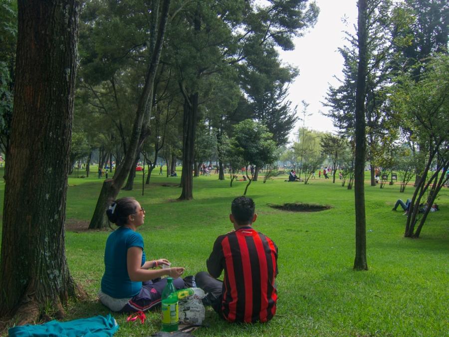 Colombia – viikon retki Bogotassa ja ympäristössä, Tammikuu2014