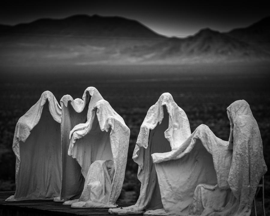 Kuolleen laakson tyhjyys ja Las Vegasin täyteläisyys, maaliskuu2015