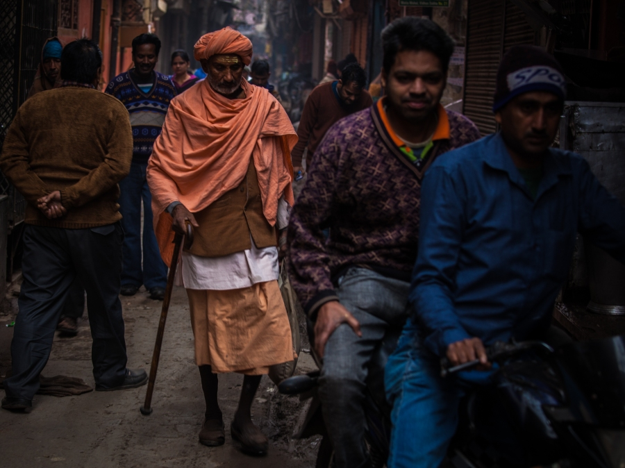 Yhdeksän päivää Intiassa, joulukuussa2014