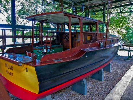 Hemingway boat