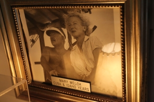 Visiting and Hemingway home