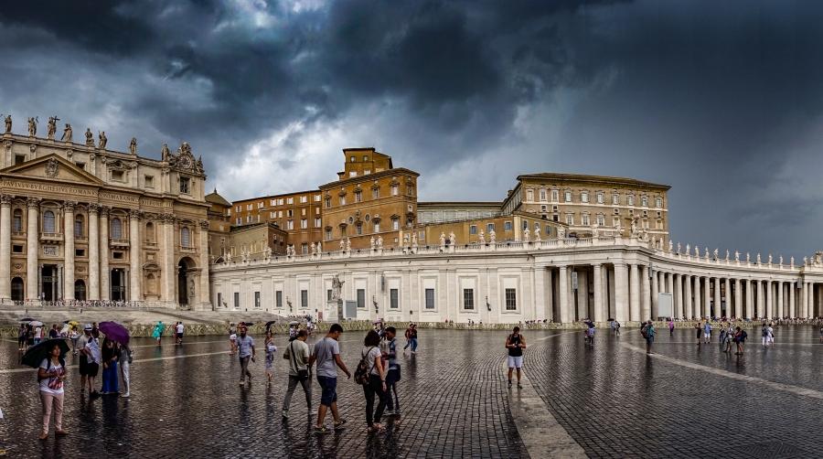 Italian kesän runsauden sarvi, elokuu2015