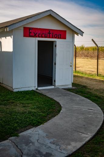 Angola prison in Lousiana