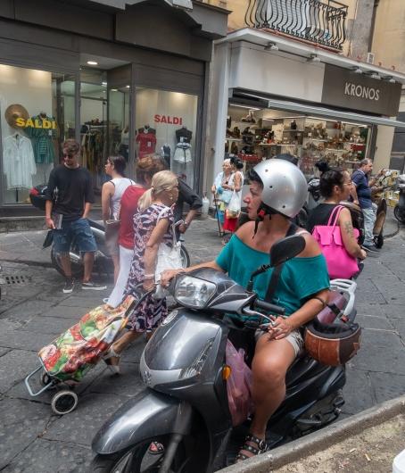 7/2018 Päivi ja Lasse Stresa Napoli Ischia